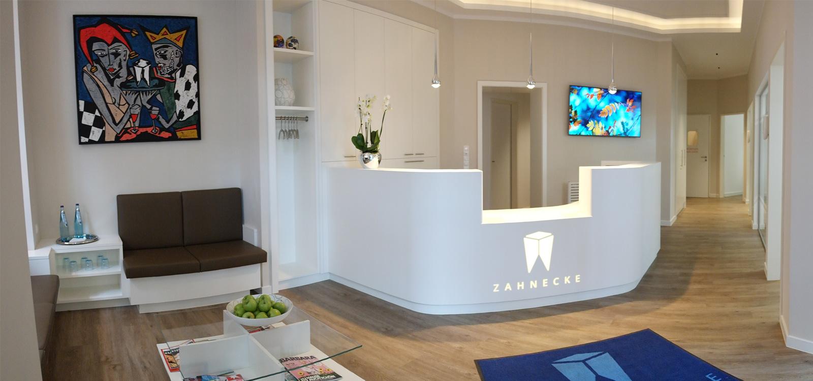 Zahnecke Berlin - Burkhard Riediger Zahnarzt und Partner